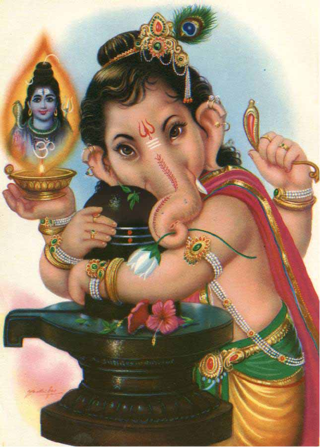 Cute Baby And Baba Wallpaper Jyotishonline Blog Ganapati Atharvashirsh With Translation