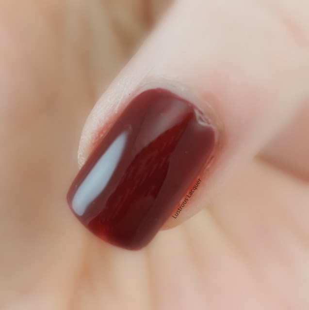 Deep-dark-rich-red-nail-polish