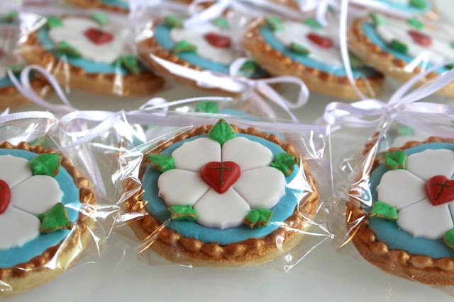 Cookie Giveaways mit Luther Rose