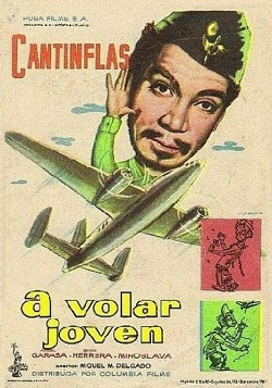 Cantinflas A volar joven online latino