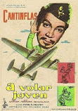 Cantinflas A volar joven online latino 1947