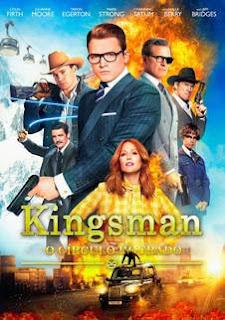 Kingsman - O Circulo Dourado