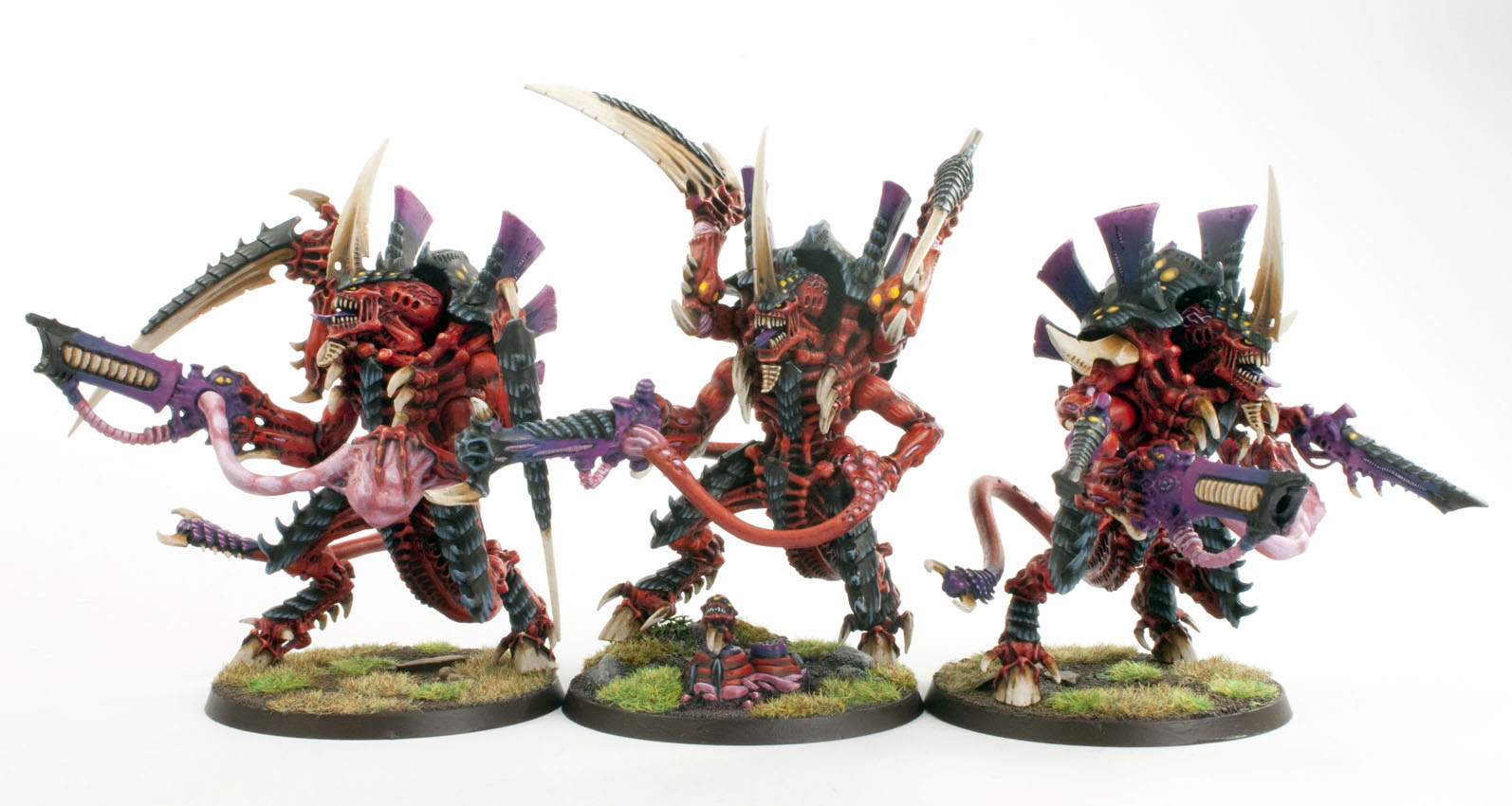 Tyranid ravener review