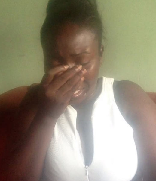 Soundcity won't employ me, they said dark people are not attractive, Nigerian girl cries out
