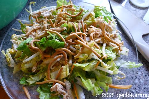 Genki Tummy: Salads
