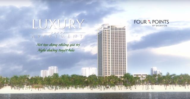 Luxury Apartment - Nơi tạo dựng những giá trị nghỉ dưỡng tuyệt vời