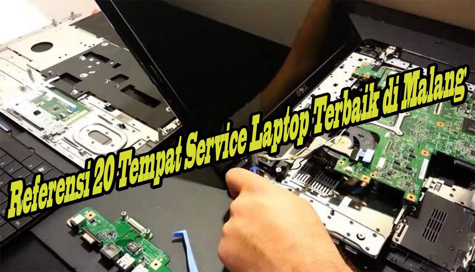 temat service laptop di malang