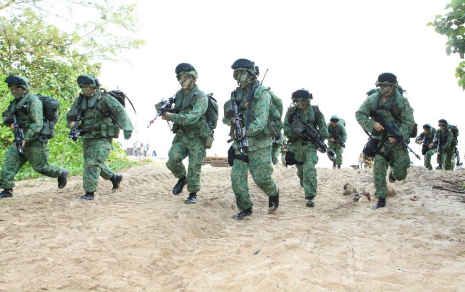 Application for SAF Volunteer Corps (SAFVC) opens on 13 October 2014.