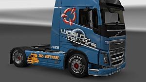 World Of Trucks Skin Pack by Upiter