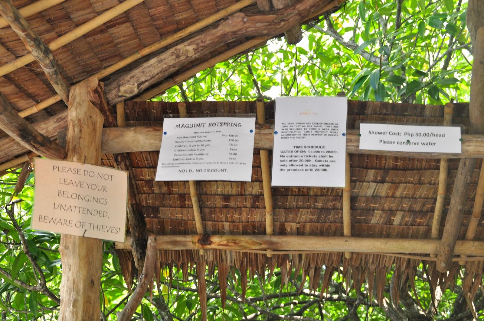 The Wayward Wanderer: Coron: Hundred (Pesos) Islands