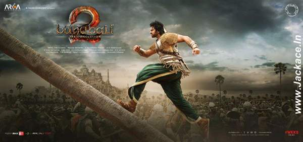 Baahubali 2: The Conclusion First Look Poster 7