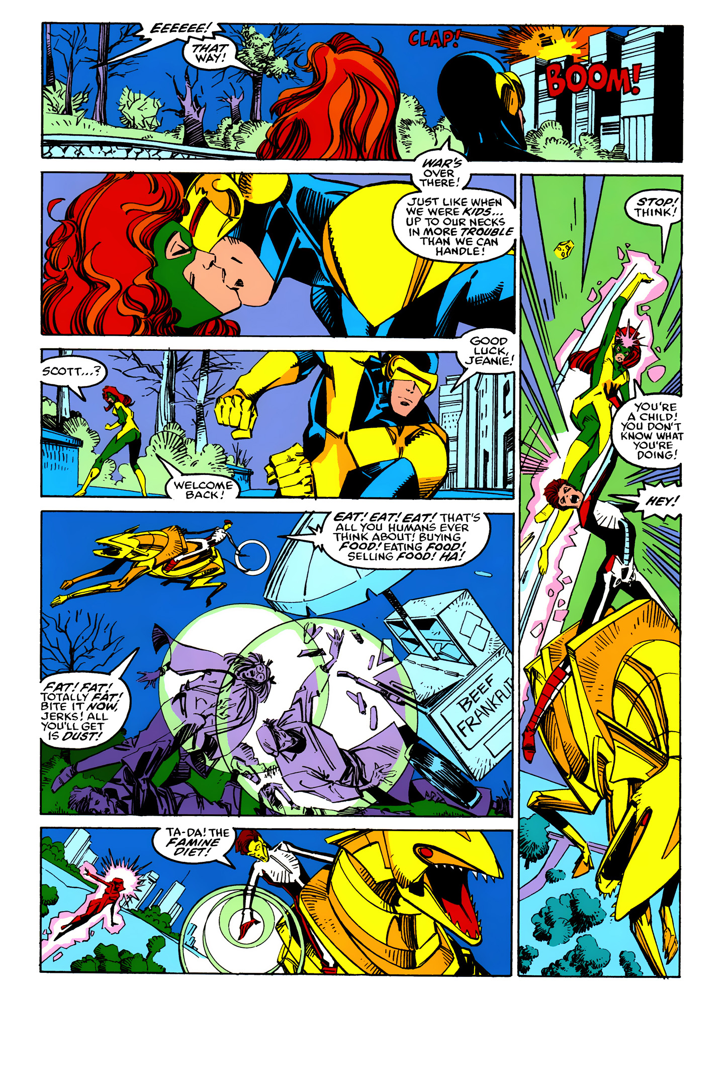 Read online X-Factor (1986) comic -  Issue #25 - 11