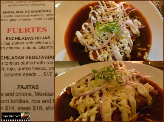 Tinsel & Tine Restaurant Highlight NEMI Mexican Fuertes