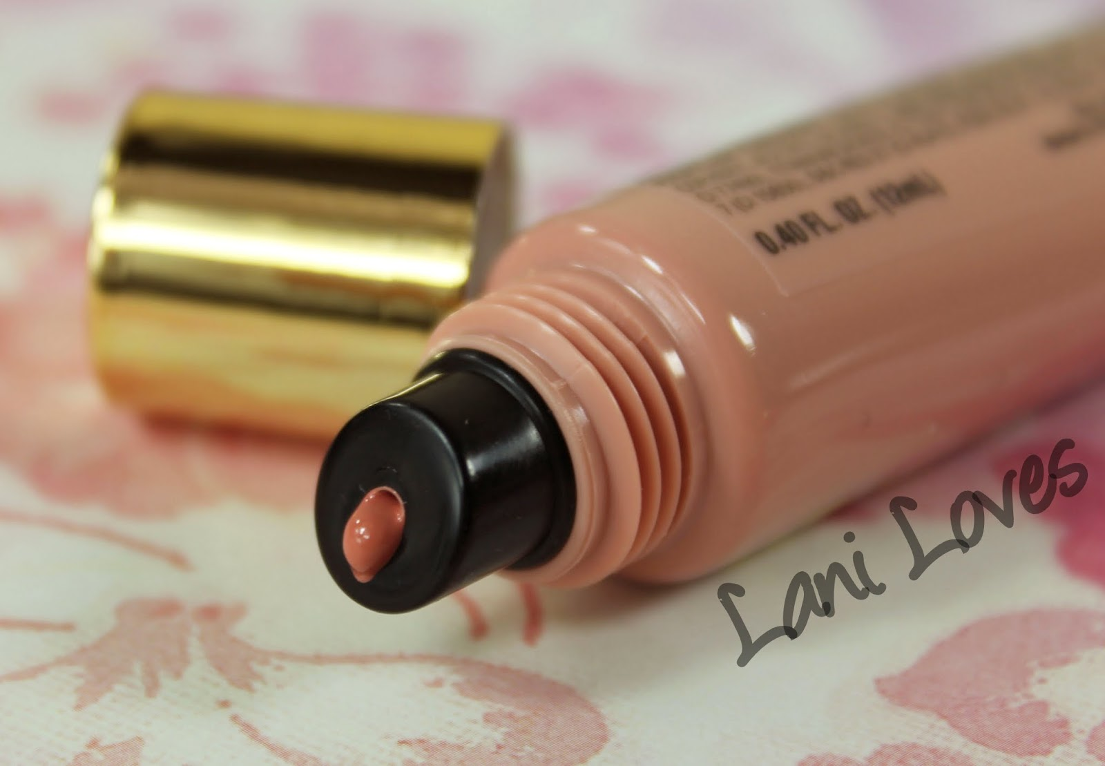 LA Girl Glazed Lip Paint - Elude Swatches & Review