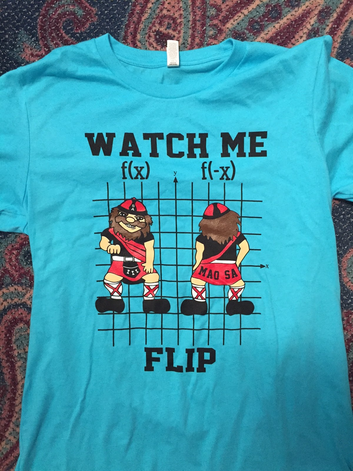 87ffc514d eat play math: Math Club T-shirts Designed by Students; We've Come a ...