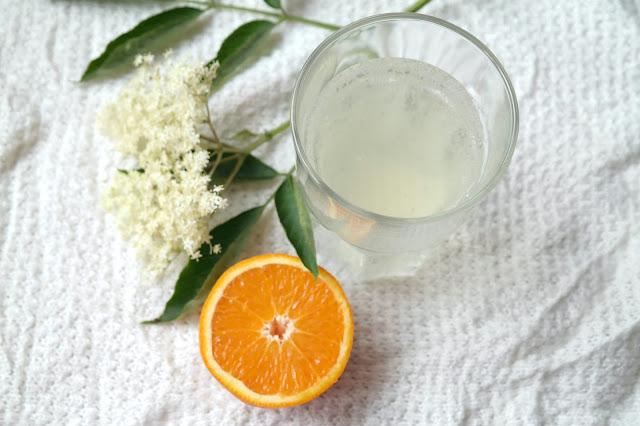 Vlierbloesemlimonade recept