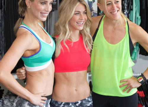 Your Fave Fitness Celebs Get Real About Why They Love Their Bodies