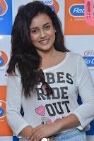 Cute Actress Misti Chakravarthi at Babu Baga Busy Team at Radio City ~  Exclusive 8th April 2017 025.JPG