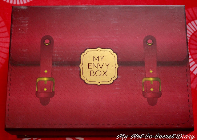 My Envy Box April 2017 : Unboxing And Review
