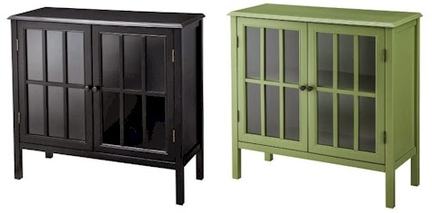 Threshold Windham Accent Cabinet For $105.00 With Free Shipping