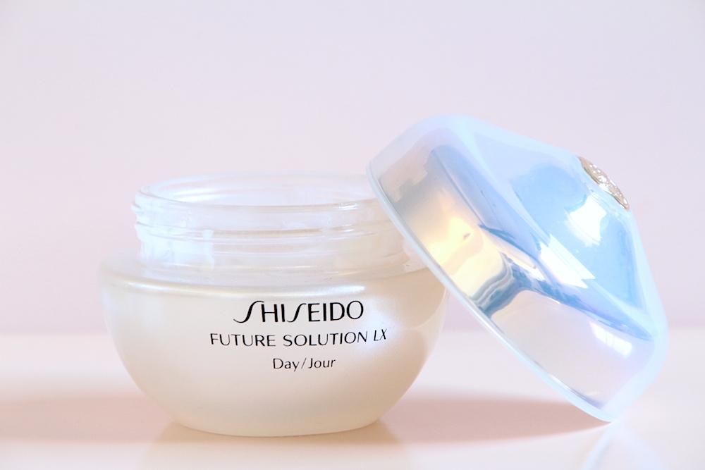 shiseido future solution creme de jour test avis