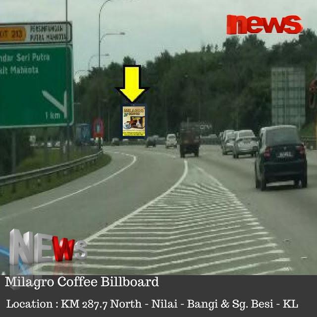 lokasi milagro coffee