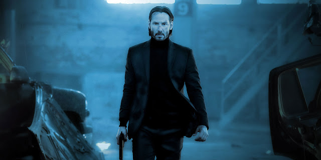 "Keanu Reeves returns in ""John Wick: Chapter 2"""