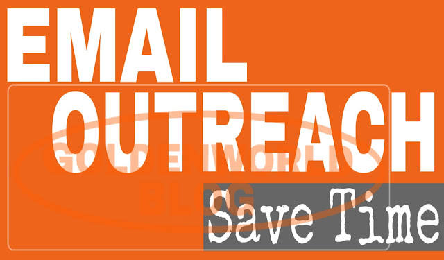 3 Ways to Save Time on Email Outreach