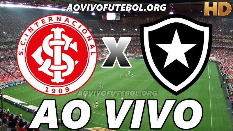 Internacional x Botafogo Ao Vivo Online HD