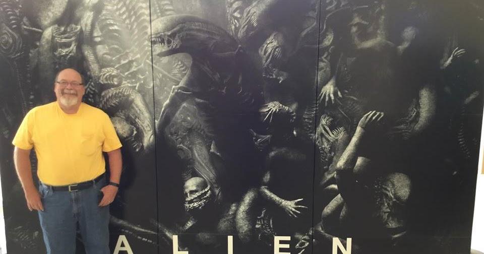 Alan Loewen: Author, Storyteller, Dreamer: Alien: Covenent--A Review
