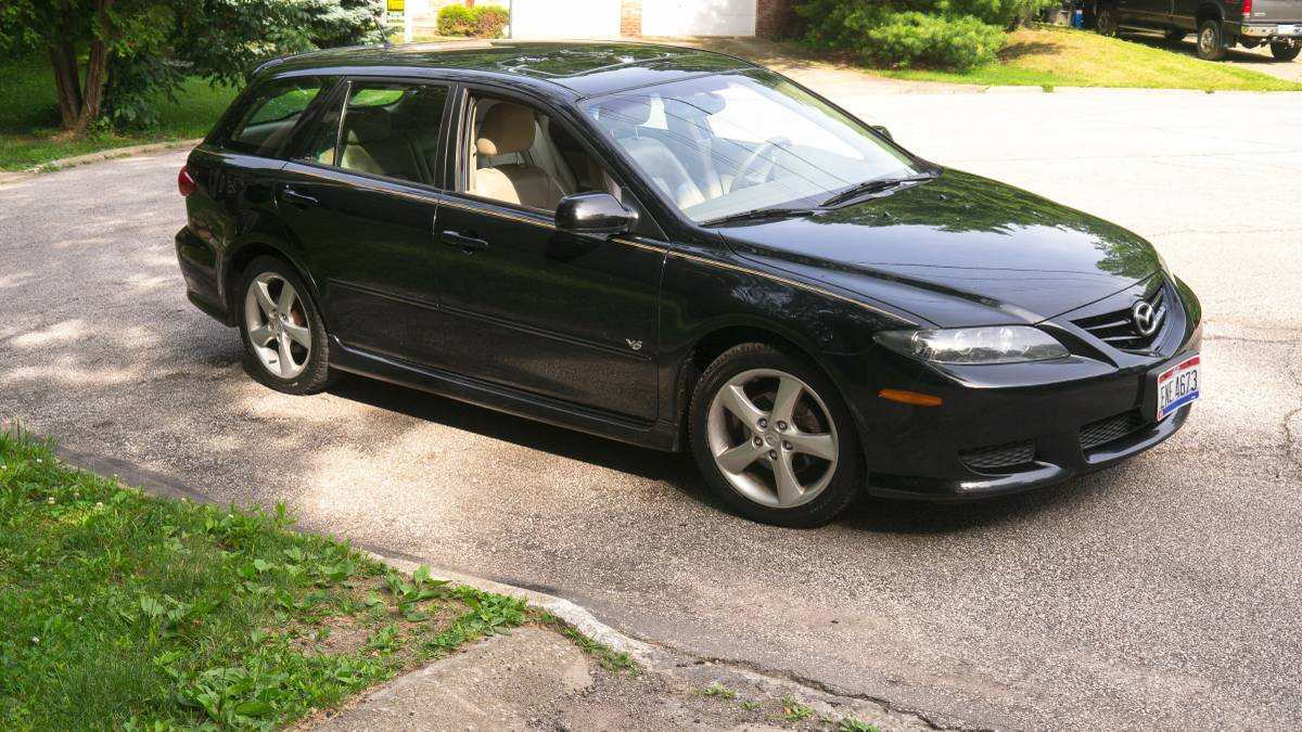 I Know What You Are Thinking    An 04 Mazda 6 Wagon With 5 Speed For About  A Grand    There Must Be A Catch? Yup. There Certainly Is.