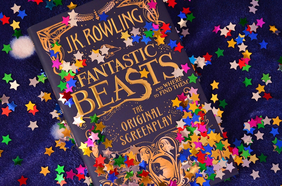 cartea fantastic beasts and where to find them the original screenplay j.k. rowling