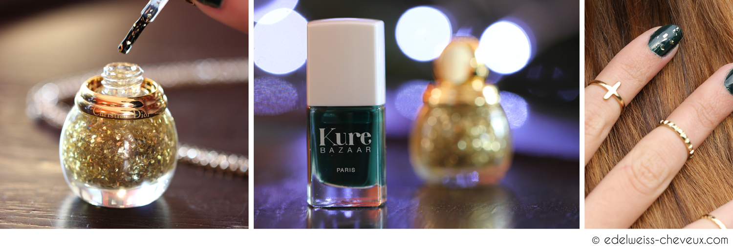 kure bazaar et dio top coat golden shock