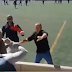 Legálitas informa que los padres retratados en la pelea de Mallorca podrían ser condenados a tres años de prisión, según el Código Penal
