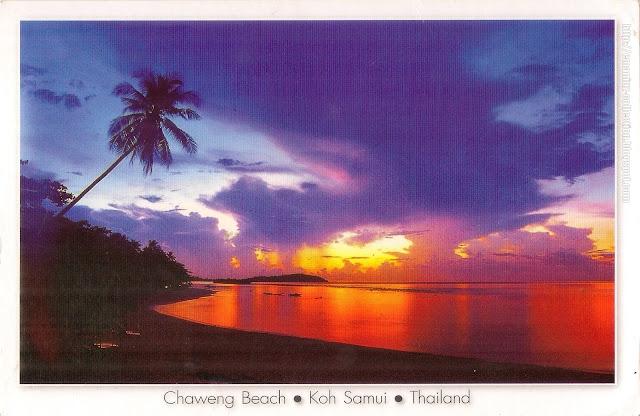 Thailand   Chaweng Beach, Koh Samui