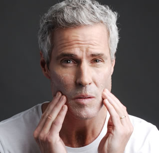 best anti aging skin care for men over 40