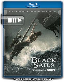 Black Sails 2ª Temporada Completa