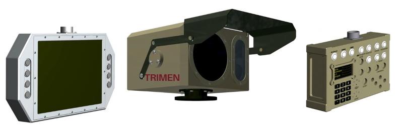 Компанія Trimen презентувала приціл FILIN-150U