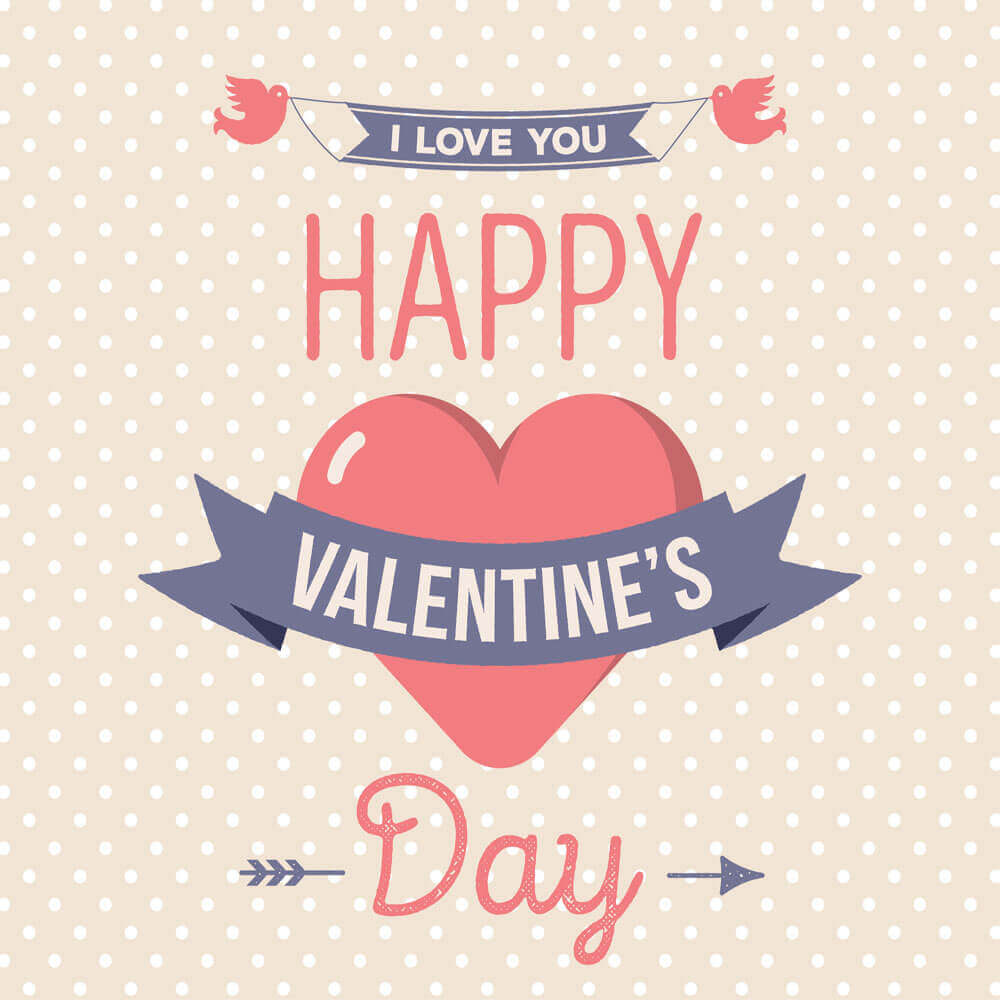 Vintage Happy Valentines Day Photos Download