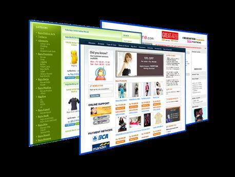Cara mudah membuat toko online sendiri
