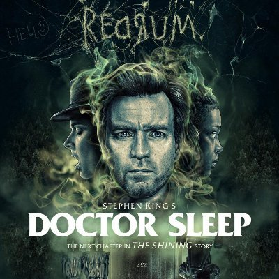 Doctor Sleep 2019 English Director's Cut 600MB HDRip ESubs 480p