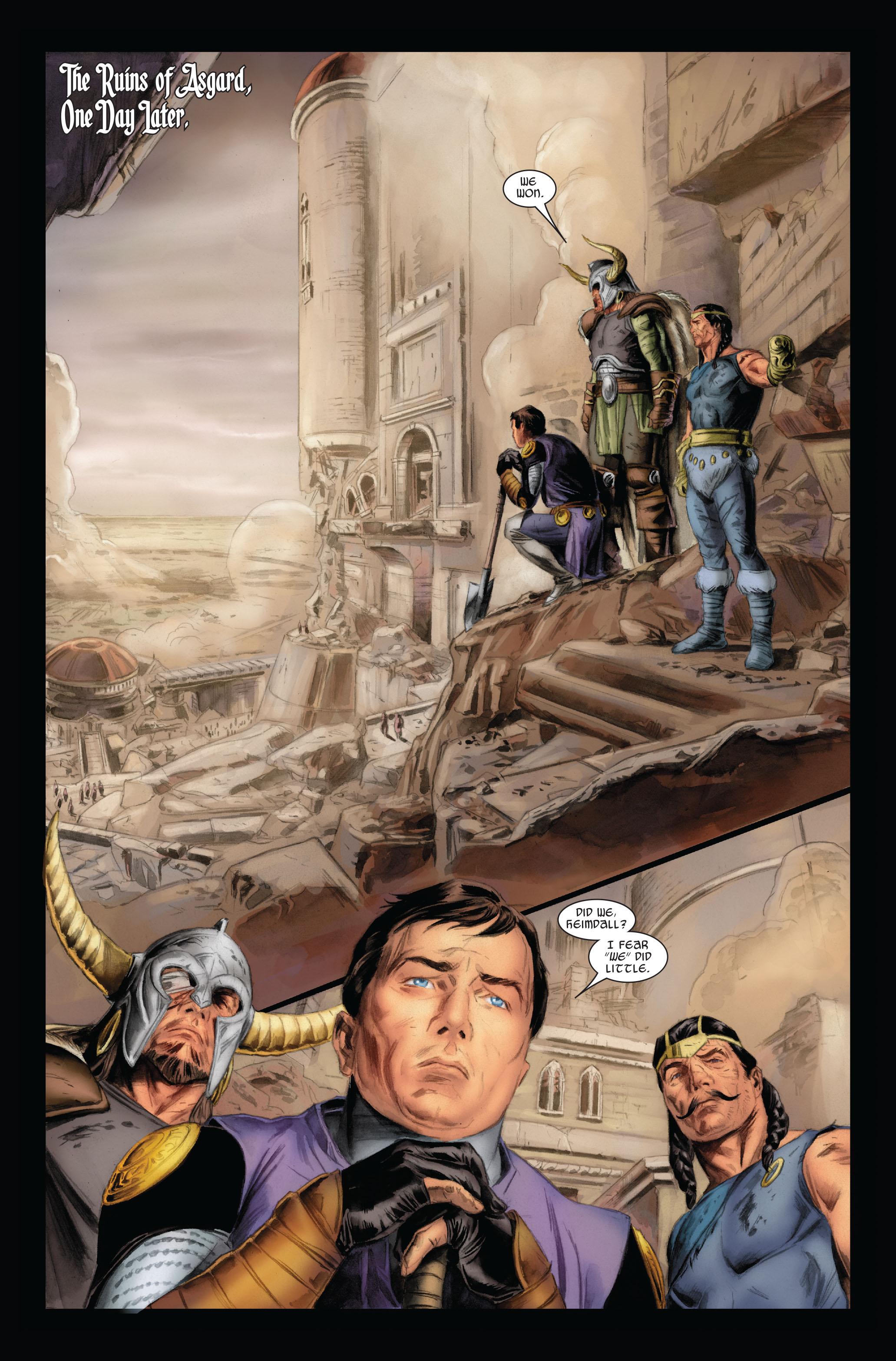Thor (2007) Issue #610 #23 - English 5