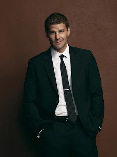 Seeley Booth (David Boreanaz) from Bones