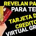 Como tener tarjeta se crédito virtual