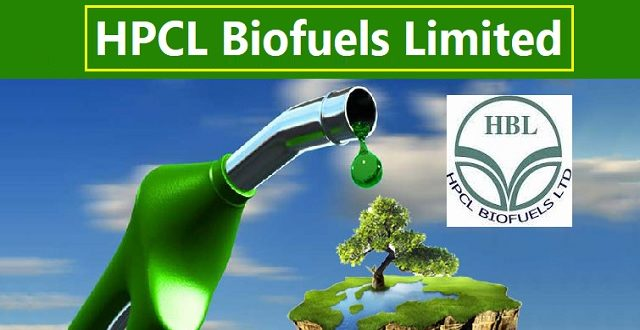 56 Vacancies in HPCL Biofuels Limited Recruitment 2018 Apply Online