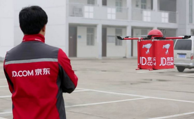 Tinuku JD.com put $1.5 billion to build self-driving car