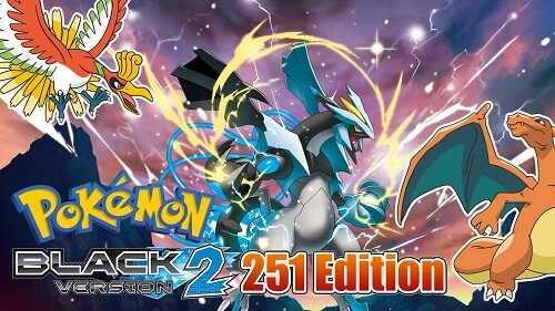 Pokemon Black 2 - 251 Edition