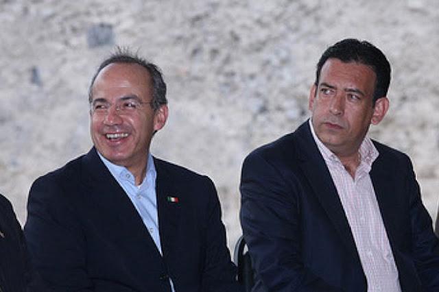 Felipe Calderón hizo un trato con el PRI para perdonar todas las tranzas de Humberto Moreira