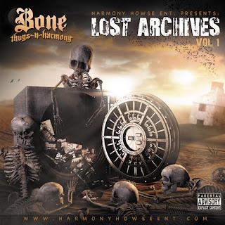 Resultado de imagen para Bone Thugs-n-Harmony - Lost Archives, Vol. 1