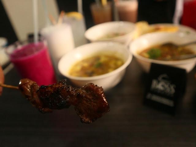 daging kambing yang empuk & tidak bau